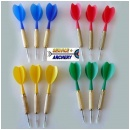 SAPA 3 Fléchettes initiation Soft Tip Embout Nylon