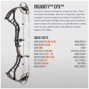 BOWTECH INSANITY CPX  2014